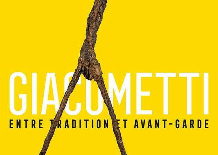 Giacometti à Paris 7ème