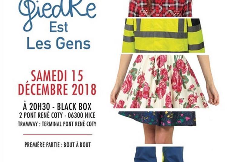 GiedRé à Nice