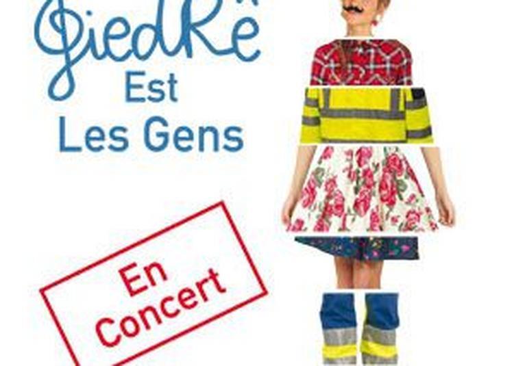Giedre Est Les Gens à Paris 11ème