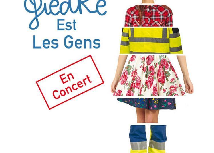 Giedre Est Les Gens à Avignon
