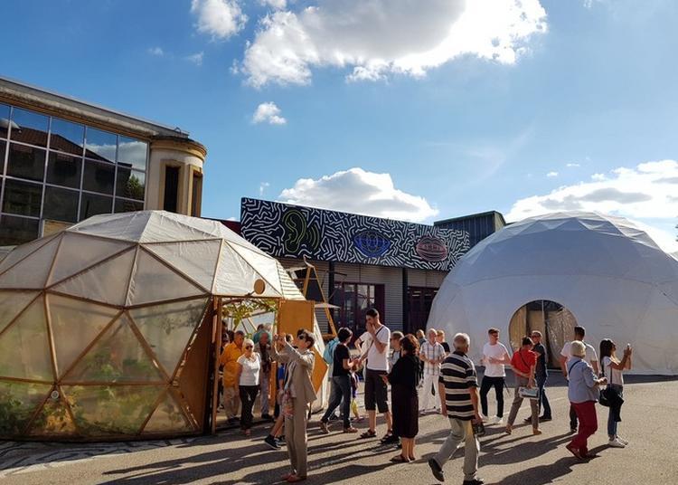 Gigatour : Visite Guidée De Bliiida, Le Tiers-lieu D'inspiration, D'innovation Et D'intelligence Collective De Metz