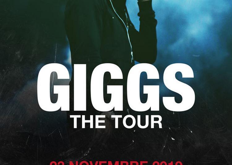 Giggs à Paris 11ème