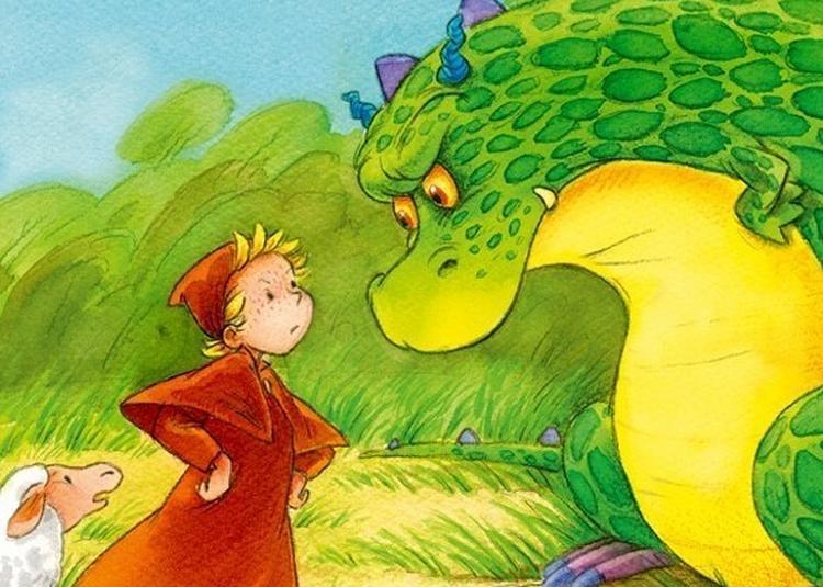 Gigote Et Le Dragon à Paris 13ème