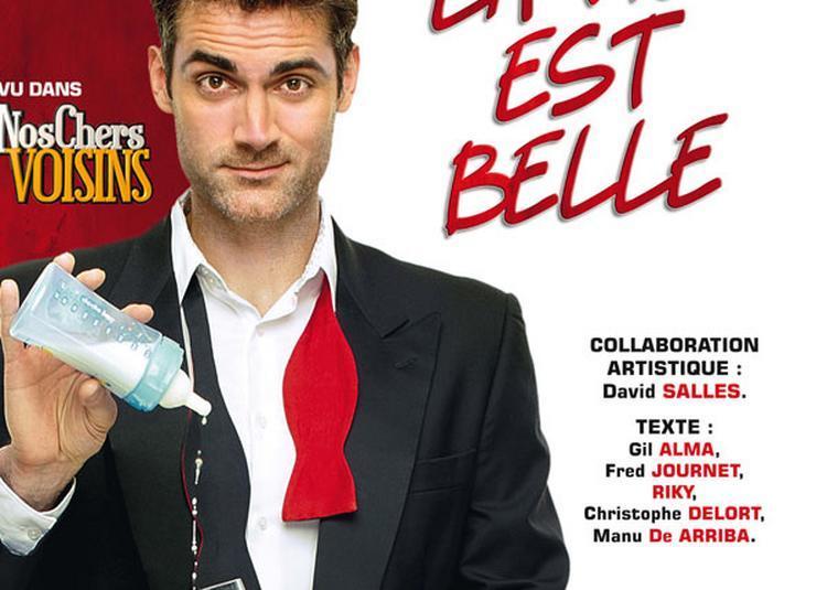 Gil Alma à Montoir de Bretagne