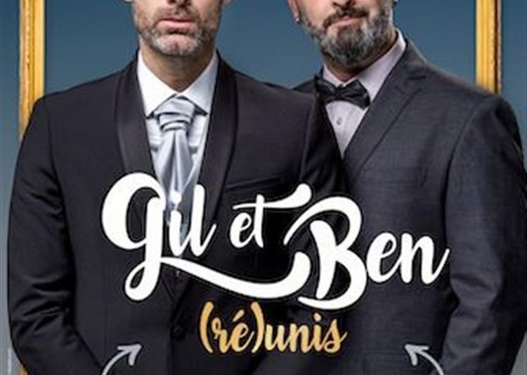 Gil Et Ben Dans (Ré)Unis à Auray
