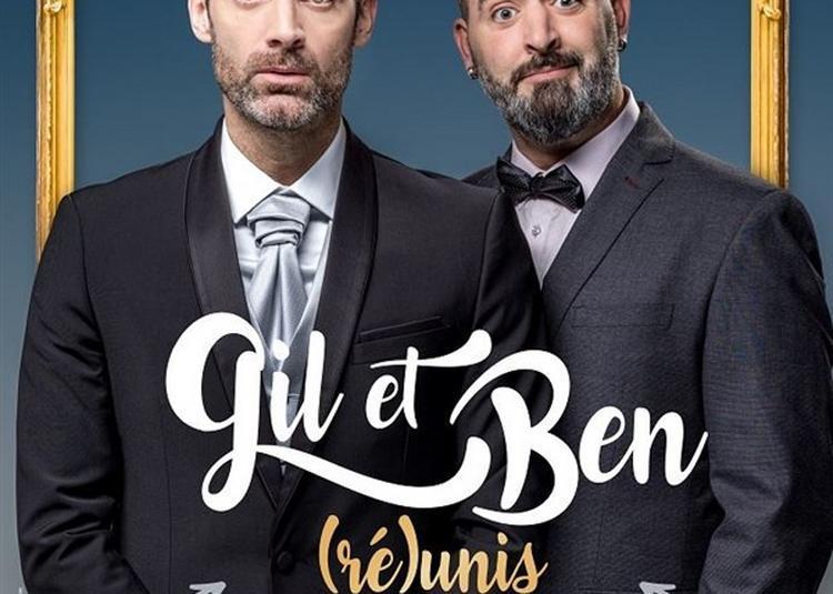 Gil Et Ben Dans (Ré)unis à Dieppe