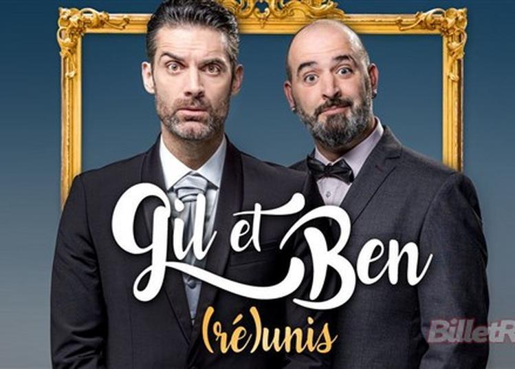 Gil Et Ben Dans (Ré)unis à Noyelles Sous Lens