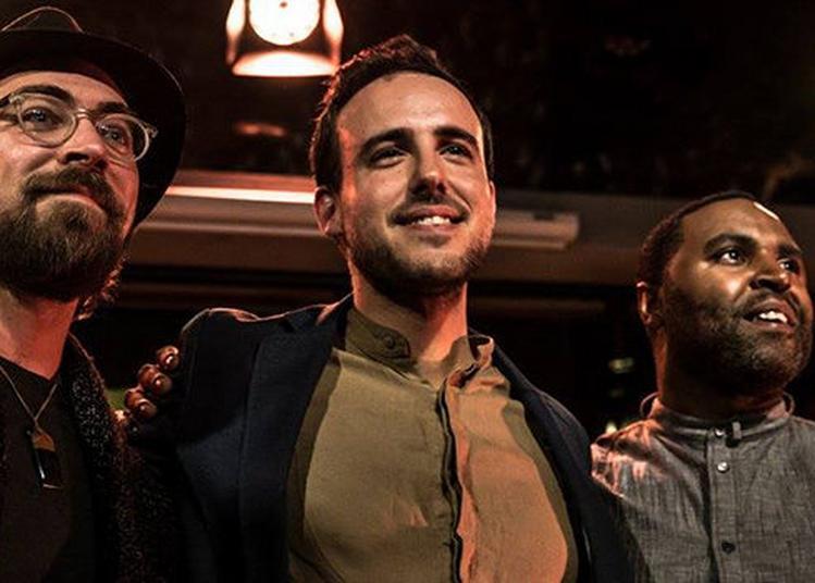 Gilad Hekselman'S Zuperoctave + H! à Tours