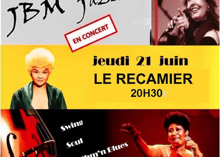 Gilda Solve Et Le Trio Du Jbm Jazz Band à Paris 7ème