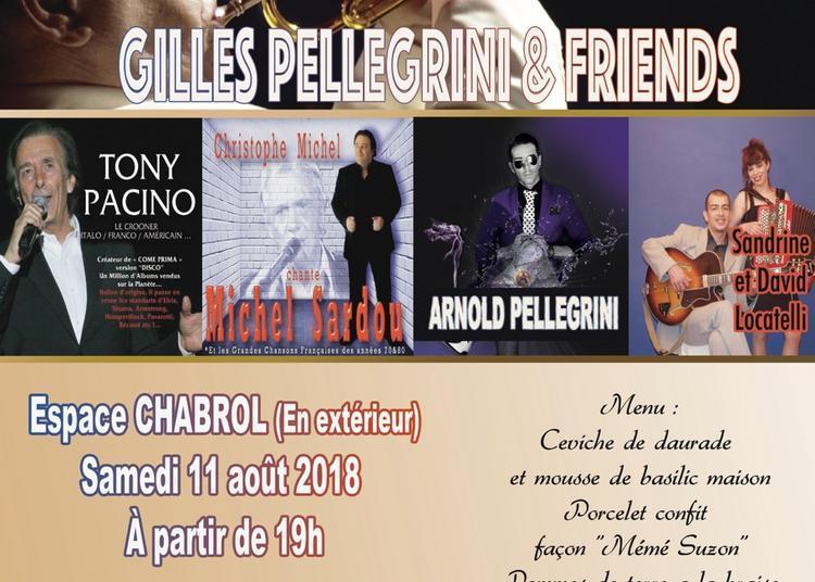 Gilles pellegrini à Boisseron