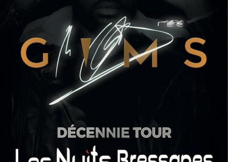 Gims - Decennie Tour à Louhans