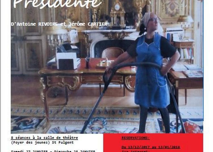 Ginette Présidente à Saint Fulgent