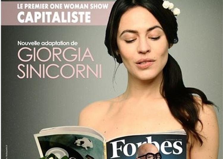 Giorgia Sinicorni Dans Comment épouser Un Milliardaire à Bayonne
