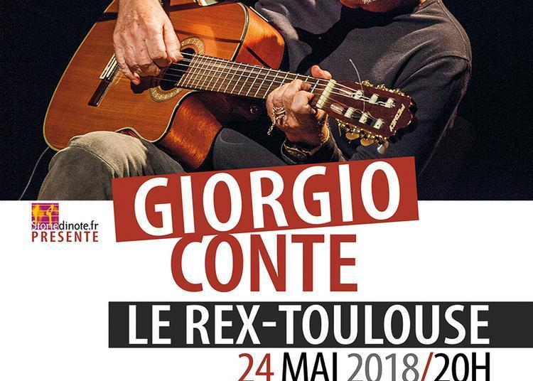 Giorgio Conte et Peppe Voltarelli à Toulouse