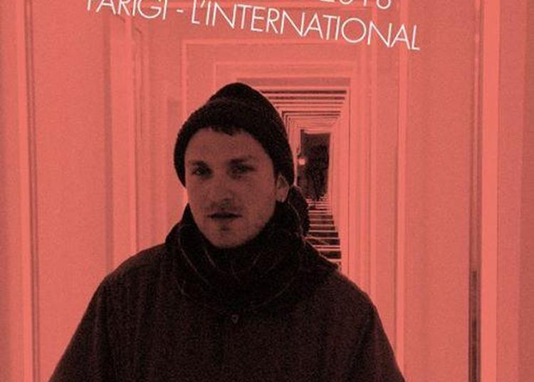 Giorgio Poi à Paris 11ème
