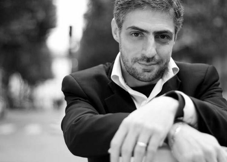 Giovanni Mirabassi Trio à Paris 1er