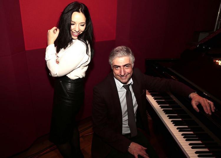 Giovanni Mirabassi Trio Invite Sarah Lancman (featuring Toku) à Paris 11ème