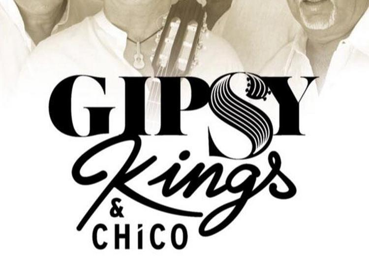 Gipsy Kings & Chico à Paris 8ème