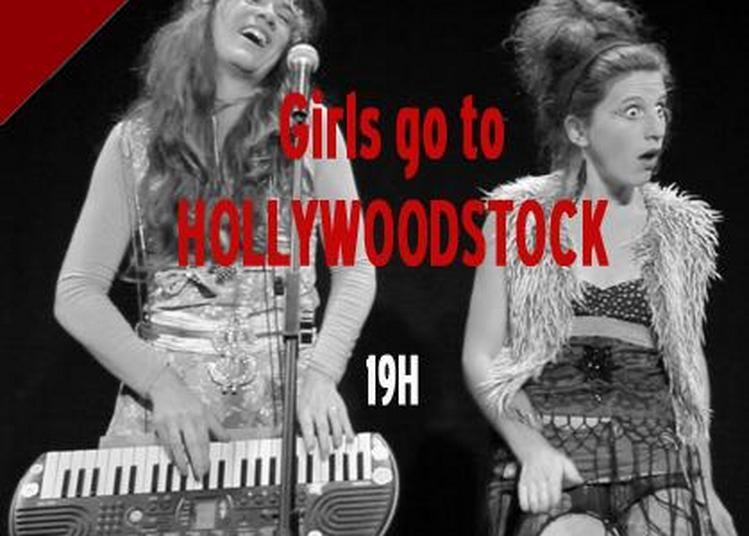 Girls go to Hollywoodstock à Nantes