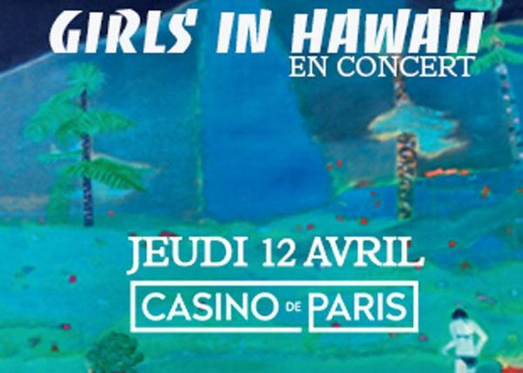 Girls In Hawaii à Paris 9ème