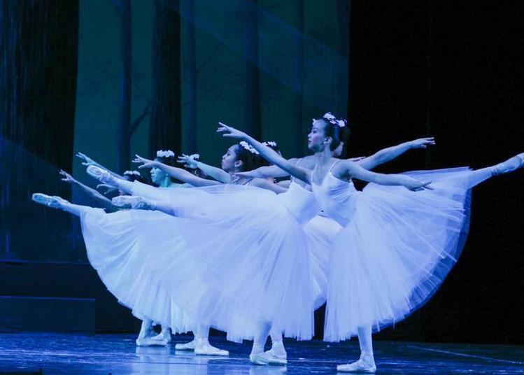 Giselle à Paris 9ème
