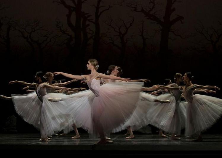 Giselle à Lyon