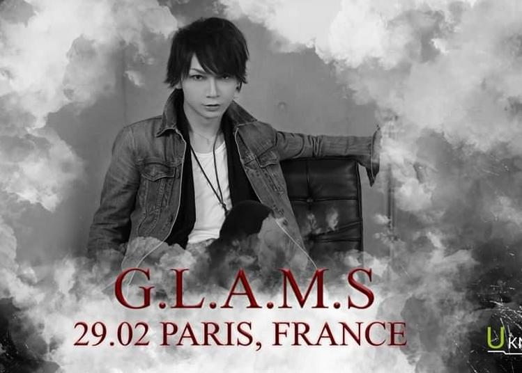 Glams - Paris (fr) 29/02 - Europe Tour 2020 + Guests Et Dj Set à Paris 11ème