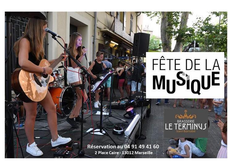 Live Au terminus à Marseille