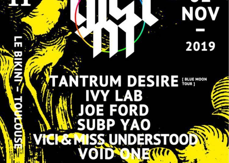 Gleam    Tantrum Desire, Ivy Lab, Joe Ford & more à Toulouse