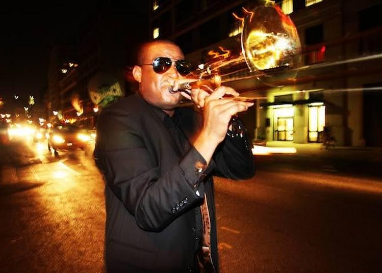 Glen David Andrews & The Voices of New Orleans à Lorette