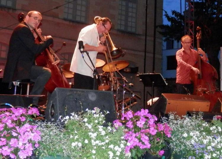Glenn Ferris Trio à Dunkerque