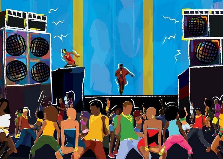 Global Sound-system : Dancehall,reggaeton,afrobeats & Bailefunk! à Paris 10ème