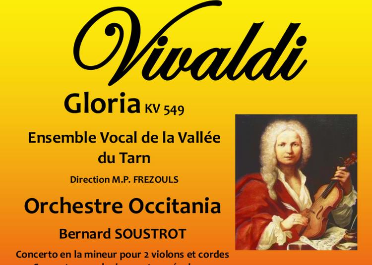Gloria de Vivaldi à Gaillac