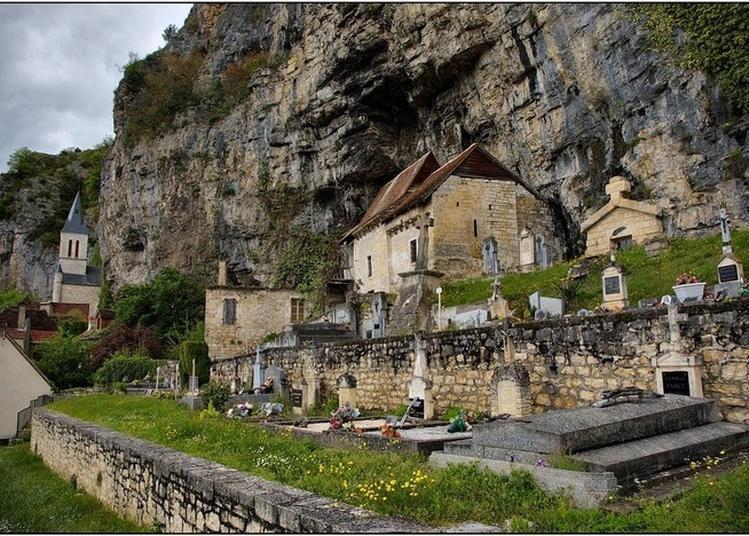 Gluges : Visite Guidée De L'église Romane St Pierre Es Liens Et Eglise Immaculée Conception à Martel