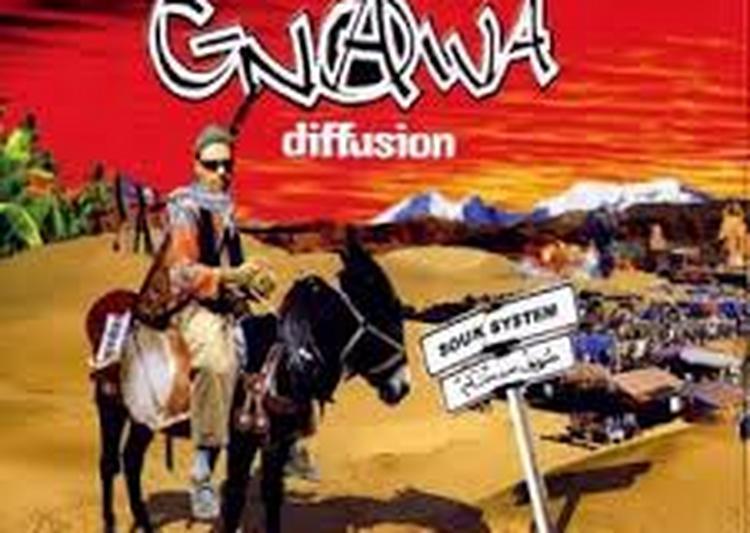 Gnawa Diffusion à Montataire