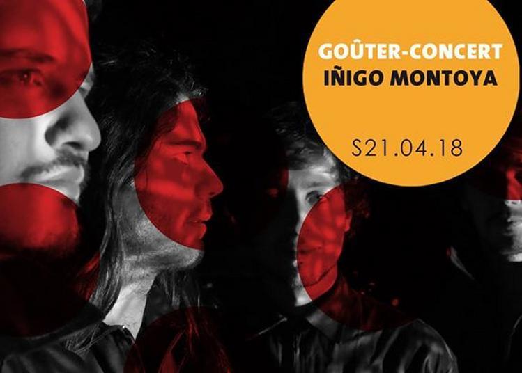 Goûter-Concert : Iñigo Montoya à Amiens