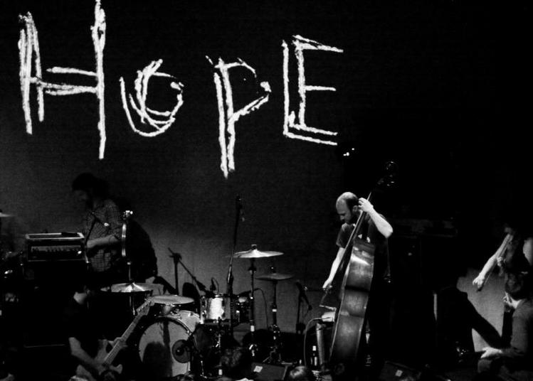 Godspeed You! Black Emperor à Clermont Ferrand
