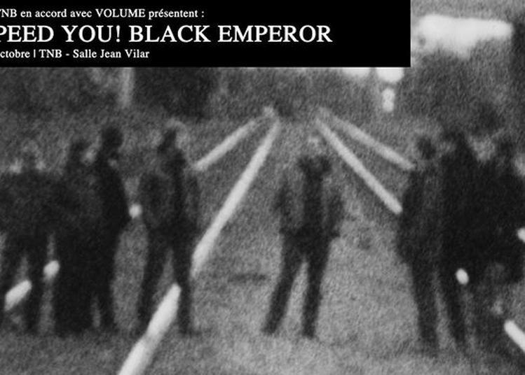 Godspeed You! Black Emperor à Rennes
