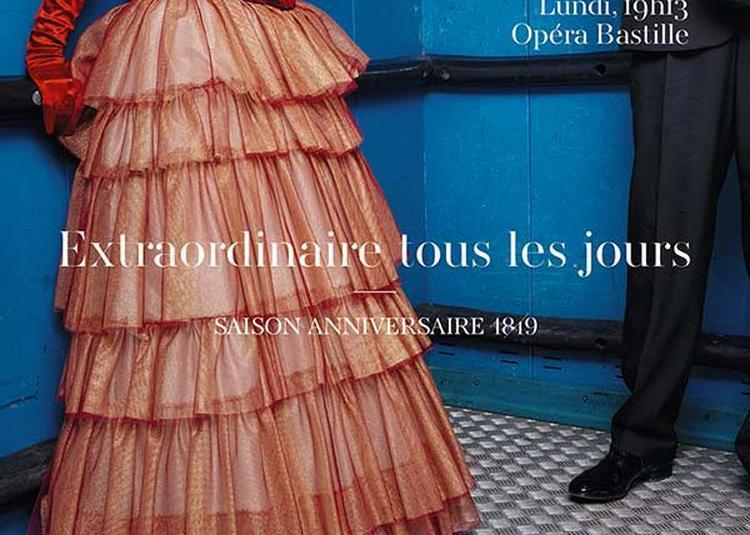 Goecke - Lidberg - Cherkaoui à Paris 9ème