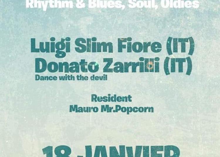 Goin' Goin' Gone - Rhythm & Soul à Paris 11ème