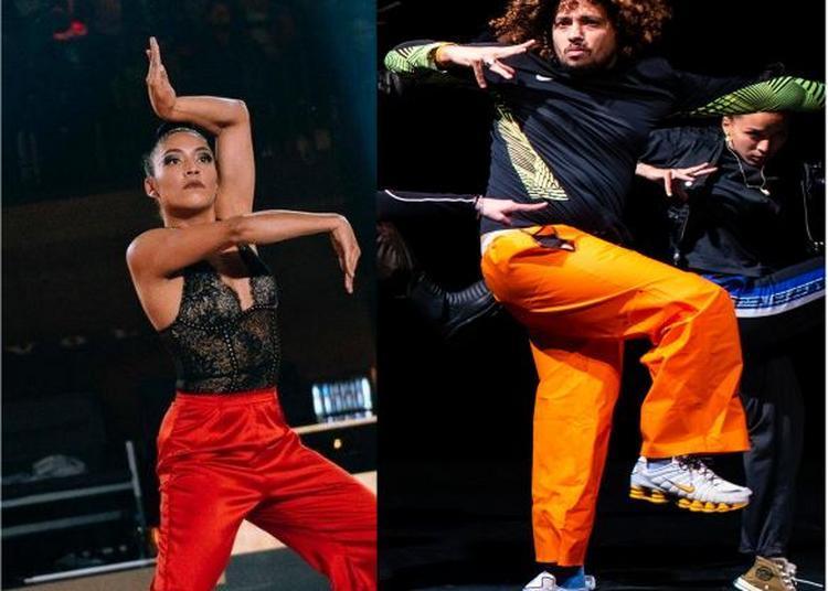 Golden Stage Tour : Femme Fatale et Mazel Freten à Clichy Sous Bois
