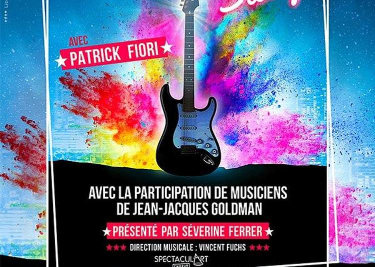 300 Choristes chantent Goldman et Patrick Fiori à Nimes