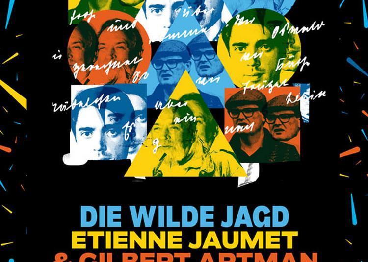 Gonzai Night : Die Wilde Jagd à Paris 20ème