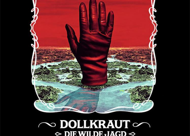 Gonzai Night : Dollkraut, Die Wilde à Paris 20ème