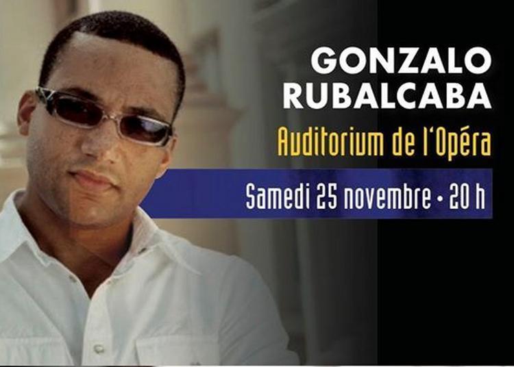 Gonzalo Rubalcaba Piano Solo à Bordeaux