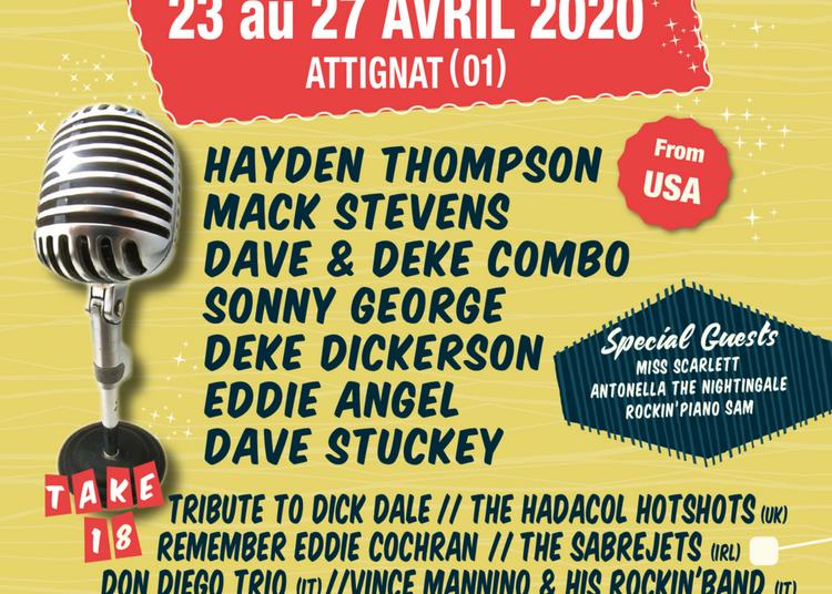 Good Rockin' Tonight #18 - Pass 2 Jours - Vendredi   Samedi à Attignat