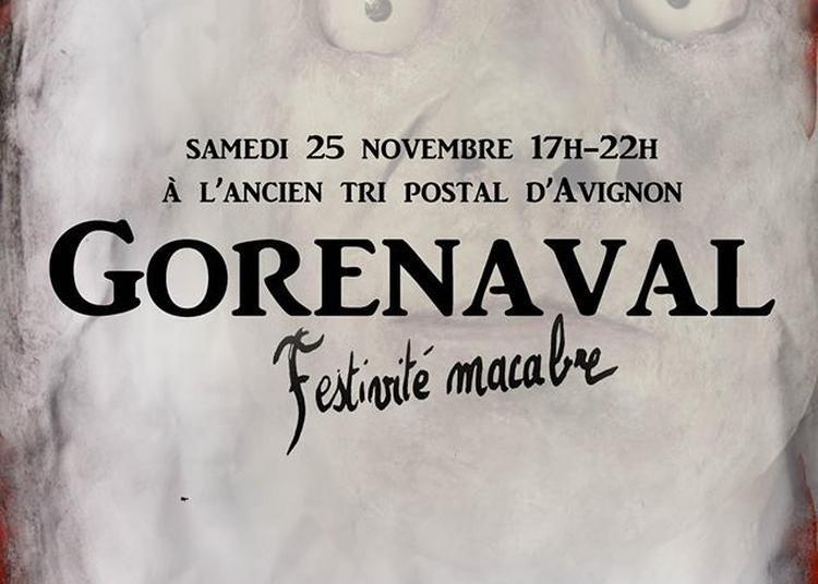 Gorenaval / Festivité Macabre à Avignon