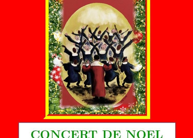 Gospel - concert de Noël à Paris 20ème