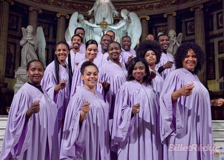 Gospel Dream à Paris 1er