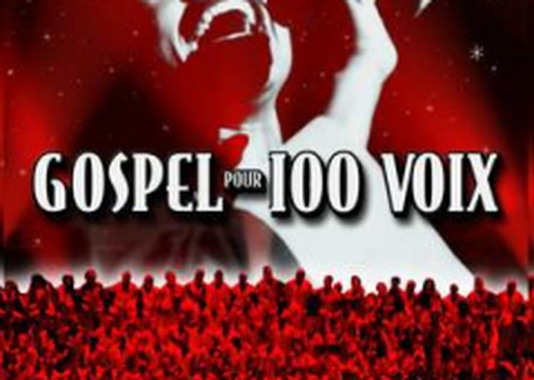 Gospel Pour 100 Voix World Tour 2019 à Chasseneuil du Poitou